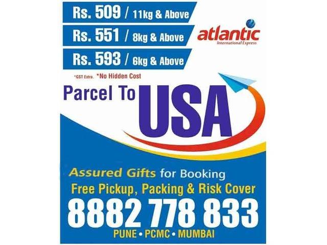 ATLANTIC INTERNATIONAL COURIER   free-classifieds-usa.com