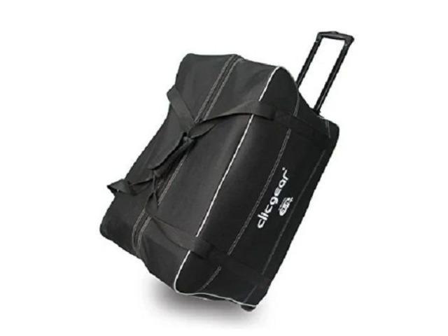 Clicgear Wheeled Travel Cover Bag Rovic Golf Push Carts   free-classifieds-usa.com