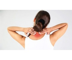 Get back to your normal life by healing your neck pain instantly