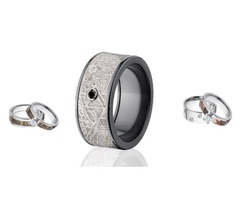 Damascus Steel Rings