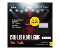 Illuminate your Outdoor with Led Flood Lights