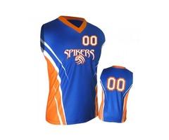Zeeni Inc. Custom Volleyball Jerseys USA