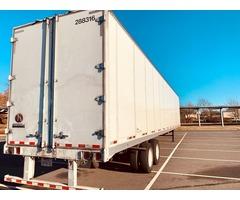 2020 53 foot dry van for rent