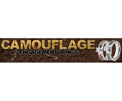 Camo Engagement Rings
