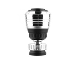 360°Rotate Tap Bubbler Filter Aerator Net Water Saving Device Nozzle Faucet Fitting