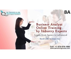 Advanced Business Analyst Online Training Course