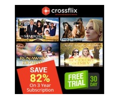 Crossflix Gives You Access To The Best Christian Movies Online