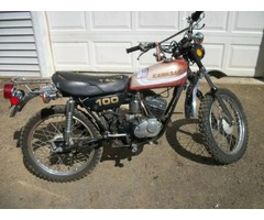 1973 Kawasaki G4 TR 100 Trail Boss 10 speed