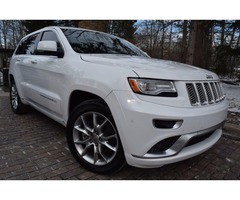 2015 Jeep Grand Cherokee 4WD SUMMIT-EDITION