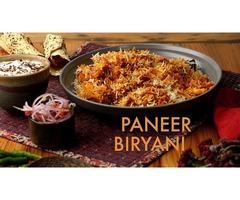Biryani:Taj-E-Chaat Fremont CA - Order Indian Chaat Online