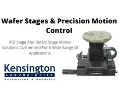 Wafer Stages & Precision Motion Control