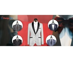 Offer Customization with Men Tuxedo Customization Software