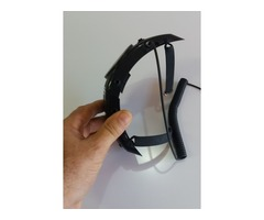 Helmet coupled accessory.   free-classifieds-usa.com