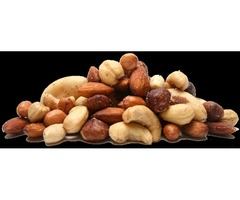 Roasted Salted Mixed Nuts USA from Its Delish