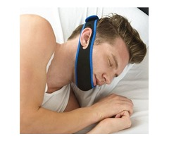 New Innovative Natural Anti-Snore Strap
