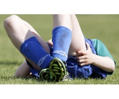 Relax sports injuries through the athletic taping
