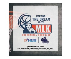 MLK Showcase Event (2020 National POWER 10 Series ) in Oakland
