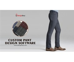 Expand Your Business with Pant Customization Software