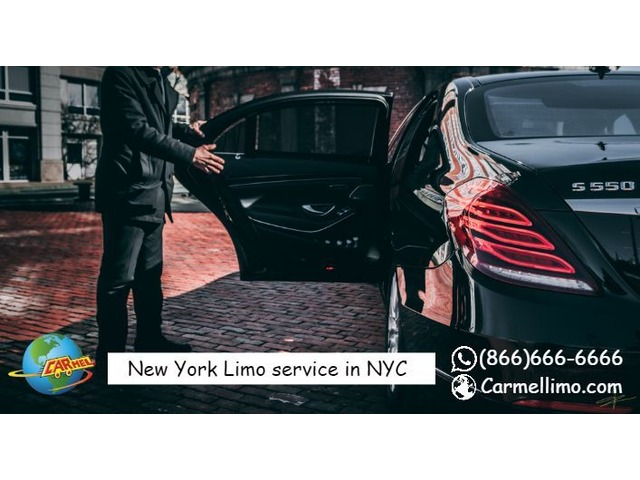 Book first-class New York Limousines - Carmellimo | free-classifieds-usa.com