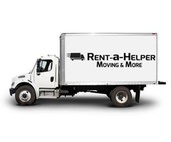 Rent-a-Helper Moving & More | Affordable Local Moving Company