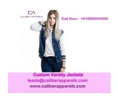 Can Anyone Wear AVarsity Jackets exporter?