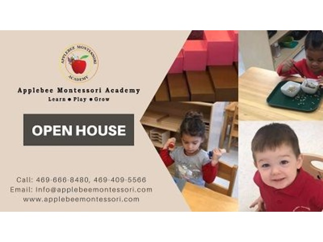 Searching for a Preschool in McKinney – Contact Applebee  | free-classifieds-usa.com