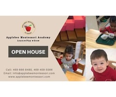 Searching for a Preschool in McKinney – Contact Applebee