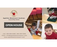 Searching for a Preschool in McKinney – Contact Applebee