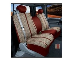 Saddle Blanket Car Seat Covers