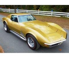 31969 Chevrolet Corvette