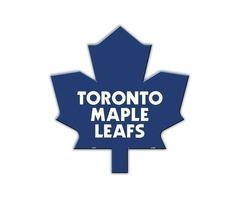 NHL Toronto Maple Leafs Vinyl Magnet