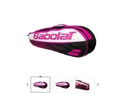 Babolat – Club Classic 3 Pack Tennis Bag – (B751174)