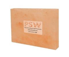 """Himalayan Salt Tile (12"""" x 8"""" x 1.5"""")"""