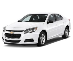 Get Best CHEVY MALIBU Rental Car