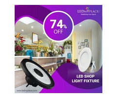 Purchase LED Shop Lights On Sale