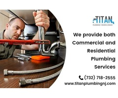 Best plumbing services for commercial & residential customers in Parlin, NJ