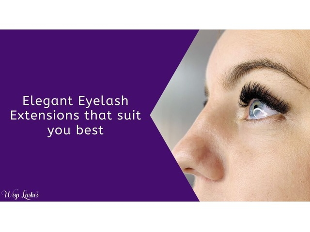Are you searching for the finest pair of eyelash extensions? – Ultimate guide to everything you need | free-classifieds-usa.com