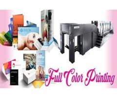Affordable Full Color Printing Services in Charlotte NC