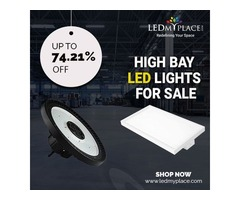 Light up your Surrounding By LED High Bay Lights