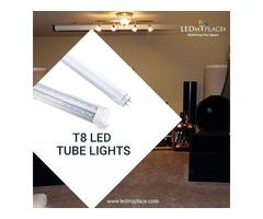 Light up your Surrounding By T8 LED Tube Light fixture