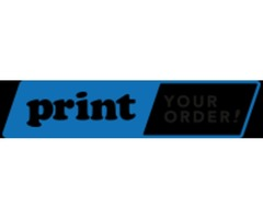Custom Online Printing Services | Print Your Order