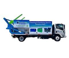 Dumpster & Residential SB5 Unit