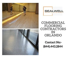 Commercial Flooring Contractors in Orlando