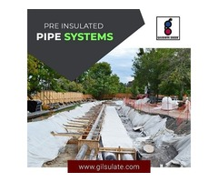 Pre Insulated Pipe Systems