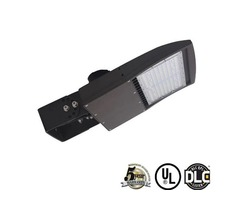 LED Shoebox Gen3 Light 150W 19500LM- Adjustable Yoke Mount