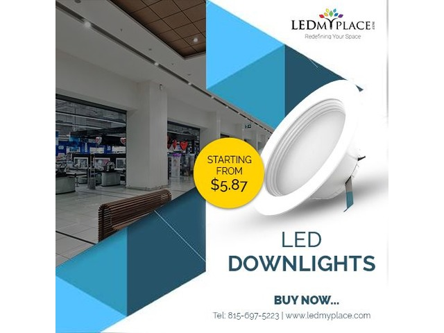 Winter Sale Dimmable LED Downlights to Reduce bills | free-classifieds-usa.com
