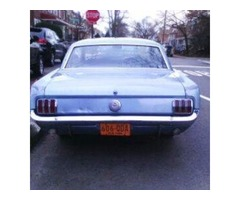 1966 Ford Mustang 43K