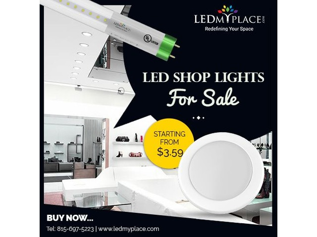 Get Exciting Deals on LED Shop lights | free-classifieds-usa.com