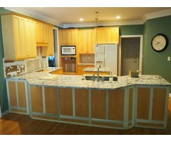 Raleigh NC Custom Cabinet Refinishing