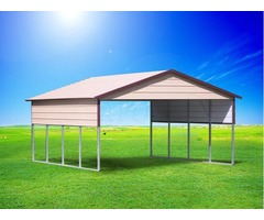 Build Your metal carport for your Vehicle Parking